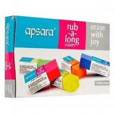 Apsara Ral big Eraser Pack Of 20