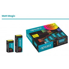 Apsara Matt Magic Jumbo Eraser Pack Of 20