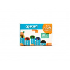 Apsara Long Point Sharpener Pack Of 20