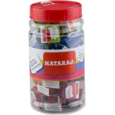 Nataraj Round Sharpener Jar  (50pcs)