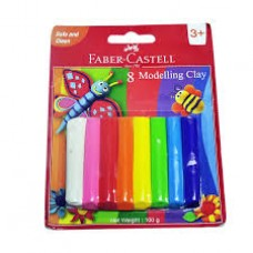 Faber Castell Modelling Clay 100G Blister