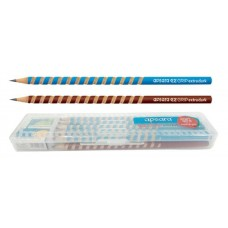 Apsara EZ Grip Pencil Pack of 10