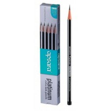 Apsara Platinum Pencil Pack of 10
