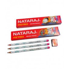 Nataraj Picture Pencil Pack of 10